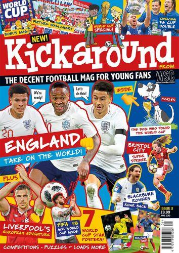 Kickaround 3 - World Cup special