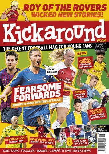 Kickaround 6