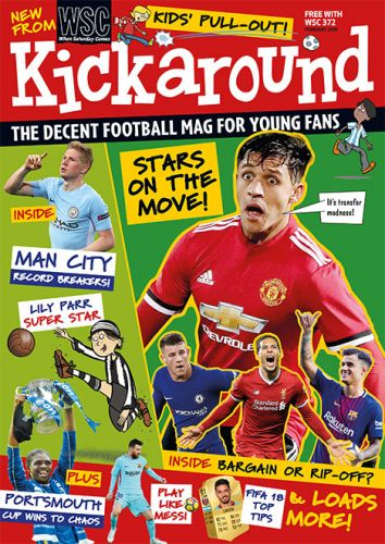 Kickaround launch issue