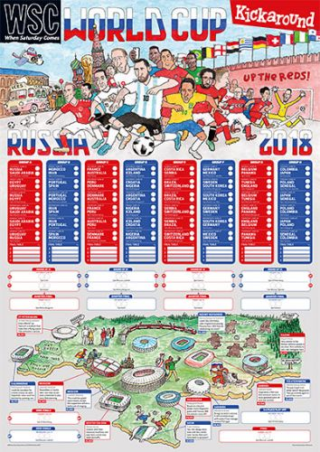 World Cup preview pack