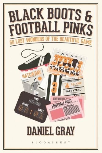 Black Boots and Football Pinks